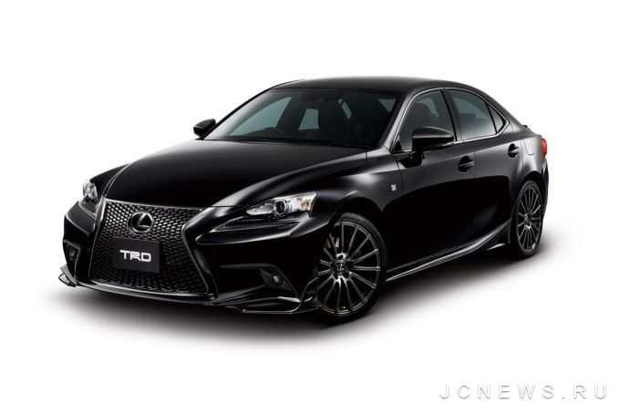 Тюнинг Lexus IS от TRD